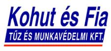 Tűzvédelem Pest megye - Kohut és Fia Tűz- és Munkavédelmi Kft.