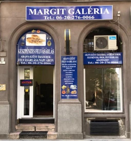 Felvásárlás - Margit Galéria