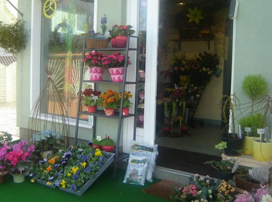 Virág-Tár virágüzlet Szigetszentmiklós