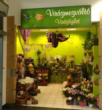 Virágmegváltó Virágüzlet Budapest 13. kerület