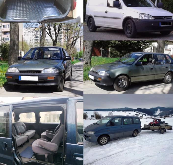 Gépjármű kölcsönzés: Személyautók, kisteherautók, kisbuszok kölcsönzése