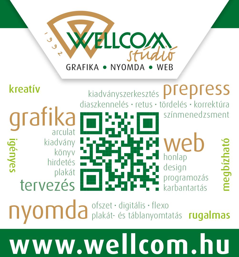 Grafika, Nyomda - WellCom Kft.